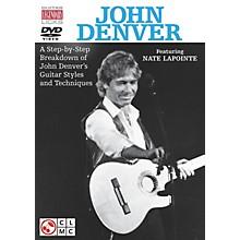 Cherry Lane John Denver Legendary Licks for Guitar DVD