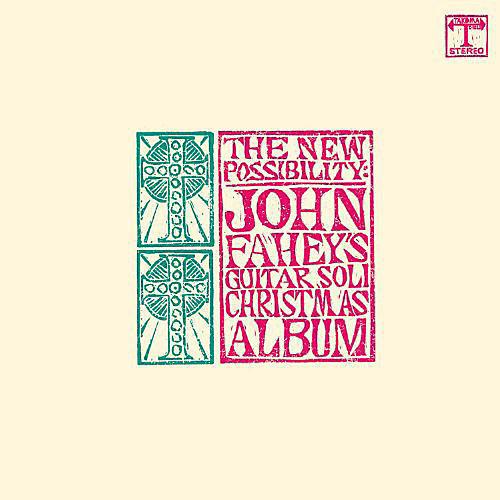 Alliance John Fahey - The New Possibility: John Fahey's Guitar Soli Christmas Album