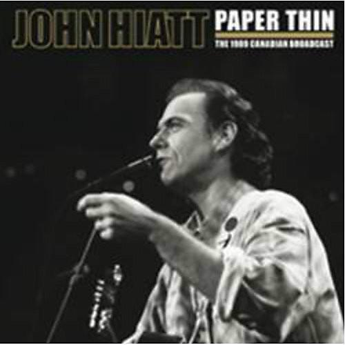 Alliance John Hiatt - Paper Thin