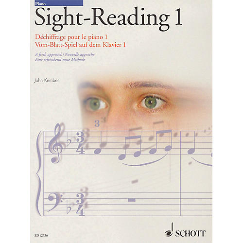 Schott John Kember - Piano Sight-Reading - Volume 1 (A Fresh Approach) Schott Series