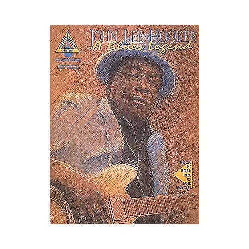 Hal Leonard John Lee Hooker Blues Legend Guitar Tab Songbook