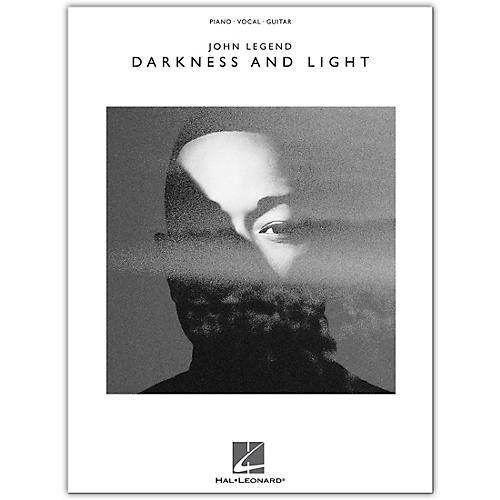 Hal Leonard John Legend - Darkness and Light - Piano/Vocal/Guitar Artist Songbook
