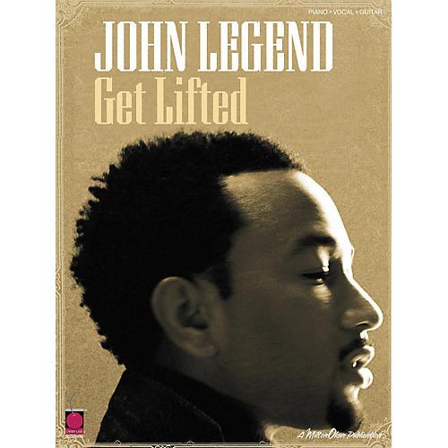 Hal Leonard John Legend - Get Lifted Piano, Vocal, Guitar Songbook