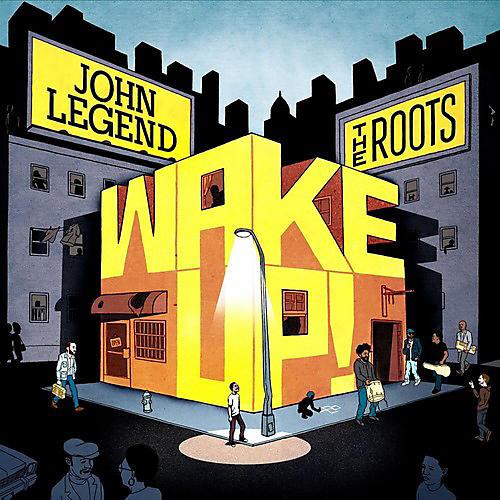 Alliance John Legend - Wake Up!