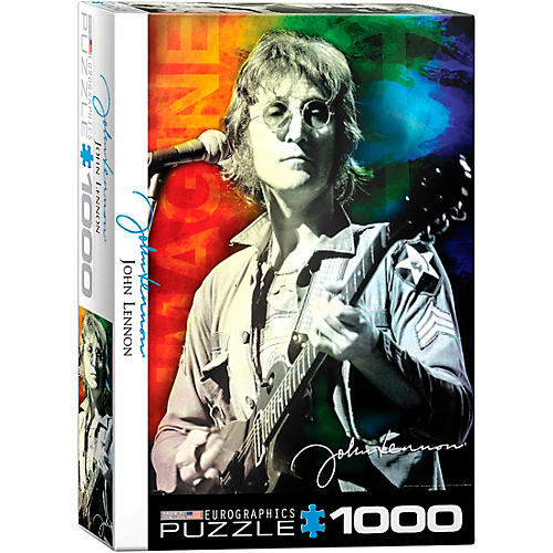 Eurographics John Lennon - Live in New York Puzzle