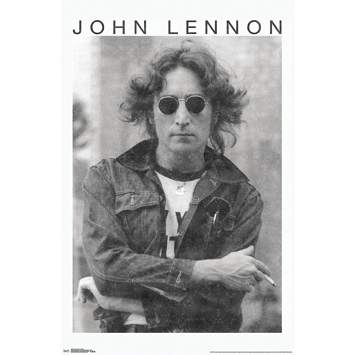 Trends International John Lennon - Smoke