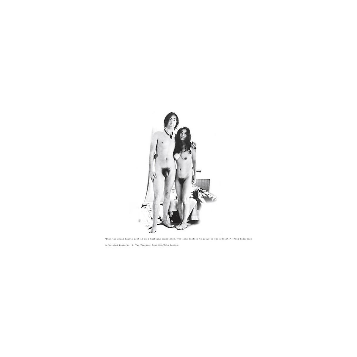 Alliance John Lennon - Unfinished Music, No. 1: Two Virgins