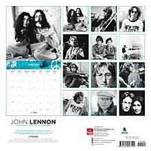 Browntrout Publishing John Lennon 2017 Pyramid Calendar