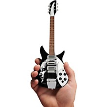 Axe Heaven John Lennon Fab Four Tribute Officially Licensed Miniature Guitar Replica