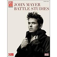 Cherry Lane John Mayer - Battle Studies Tab Book