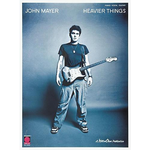 Cherry Lane John Mayer Heavier Things Piano, Vocal, Guitar Songbook