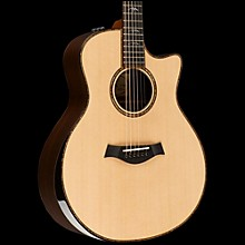 Taylor John Petrucci Artists Choice 916ce Grand Symphony Acoustic-Electric Guitar Natural