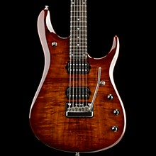 Ernie Ball Music Man John Petrucci BFR 6 Koa Top with Piezo Electric Guitar Island Burst