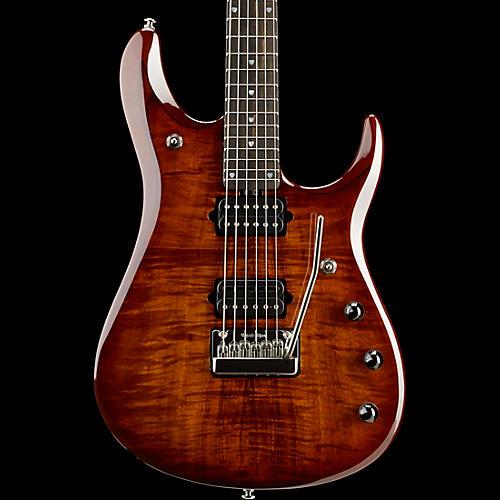 Ernie Ball Music Man John Petrucci BFR 6 Koa Top with Piezo Electric Guitar