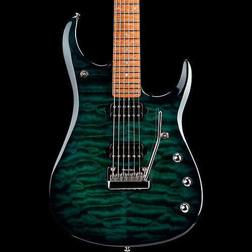 Ernie Ball Music Man John Petrucci JP15 Quilt Maple Top Electric Guitar