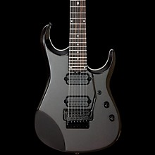 Ernie Ball Music Man John Petrucci JP16 7-String Ebony Fingerboard Electric Guitar Black Lava
