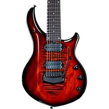 John Petrucci Majesty 7 Black Hardware Electric Guitar Ember Glow