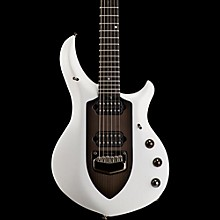 Ernie Ball Music Man John Petrucci Majesty Electric Guitar Glacial Frost