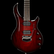 Ernie Ball Music Man John Petrucci Monarchy Majesty Electric Guitar Royal Red