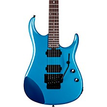 John Petrucci Signature Series 6 String Electric Guitar Toluca Lake Blue
