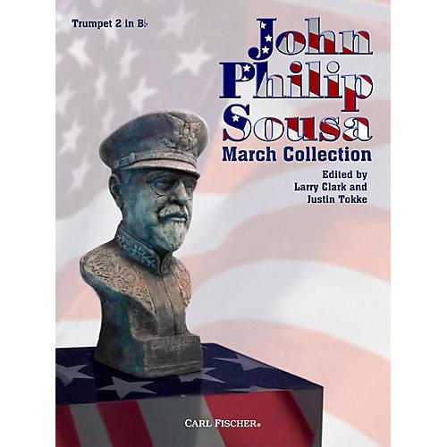 Carl Fischer John Philip Sousa March Collection - Trumpet 2