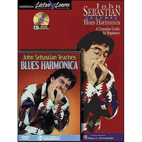 Hal Leonard John Sebastian Bundle Pack (Book/CD/DVD)