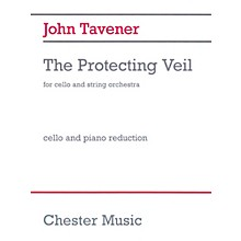 Chester Music John Tavener - The Protecting Veil Music Sales America Series Softcover