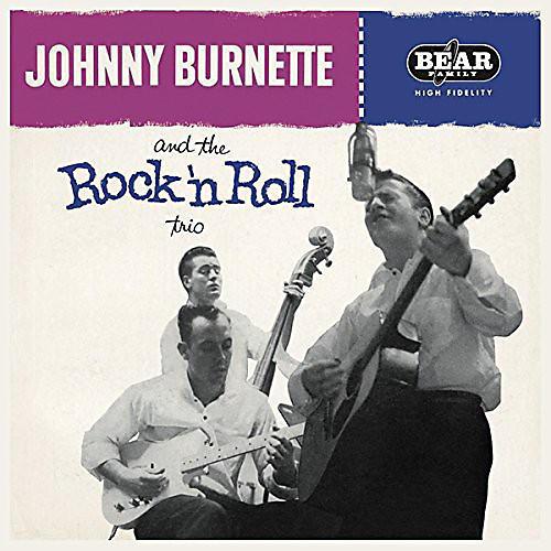 Alliance Johnny Burnette - Johnny Burnette & the Rock 'N' Roll Trio