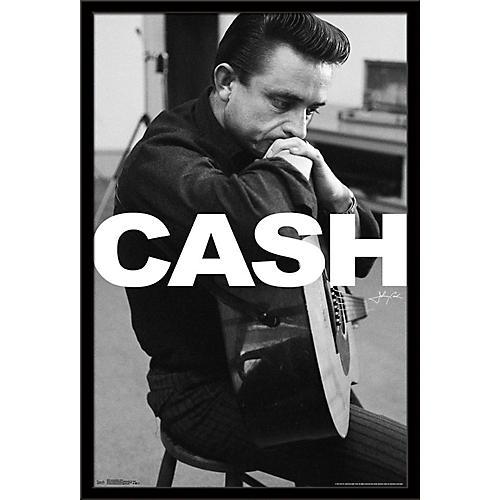 Trends International Johnny Cash - Cash Poster