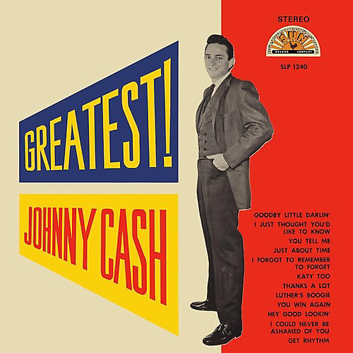 Alliance Johnny Cash - Greatest