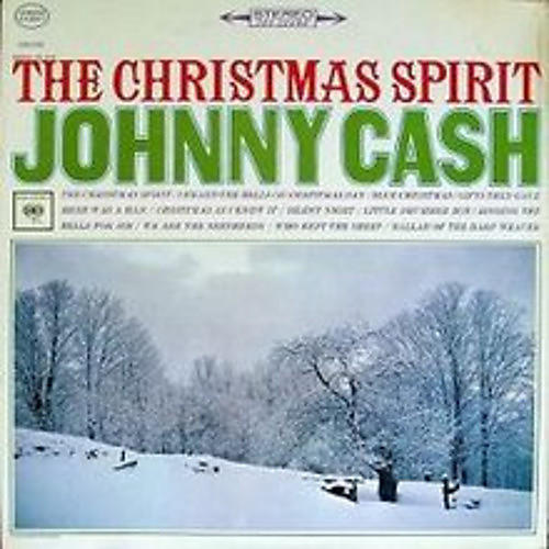 Alliance Johnny Cash - The Christmas Spirit