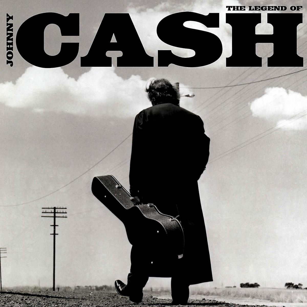 Universal Music Group Johnny Cash - The Legend Of Johnny Cash LP
