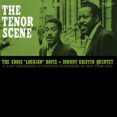 Alliance Johnny Griffin - Tenor Scene