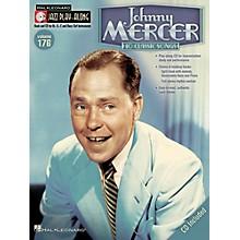 Hal Leonard Johnny Mercer - Jazz Play-Along Volume 176 Book/CD