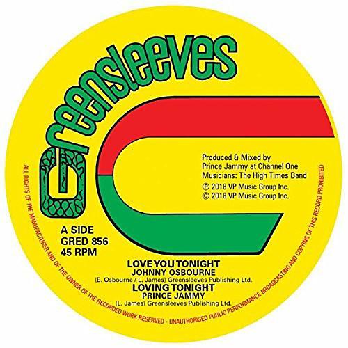 Alliance Johnny Osbourne - Love You Tonight