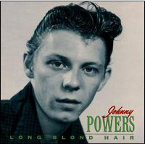 Alliance Johnny Powers - Long Blonde Hair
