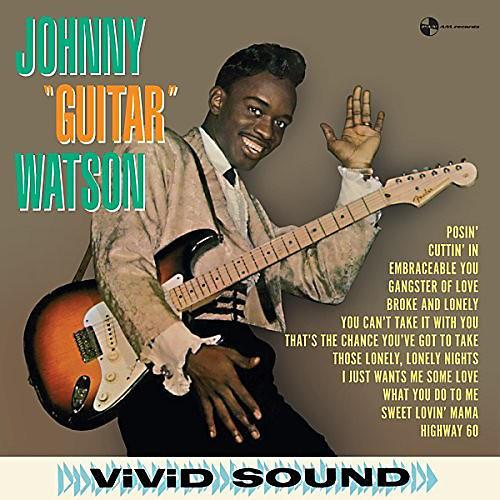 Alliance Johnny Watson Guitar - Johnny Guitar Watson