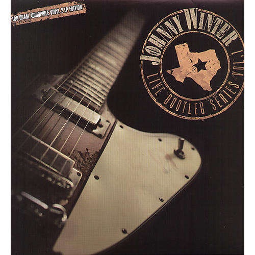 Alliance Johnny Winter - Live Bootleg Series, Vol. 1