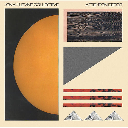 Alliance Jonah Levine Collective - Attention Defecit