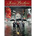 Hal Leonard Jonas Brothers - A Little Bit Longer arranged for piano, vocal, and guitar (P/V/G) thumbnail
