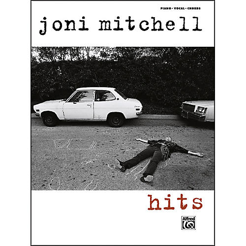 Alfred Joni Mitchell - Hits (Piano, Vocal, and Chords Book)