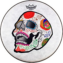 Remo Jose Pasillas ArtBEAT Artist Collection Drum Head