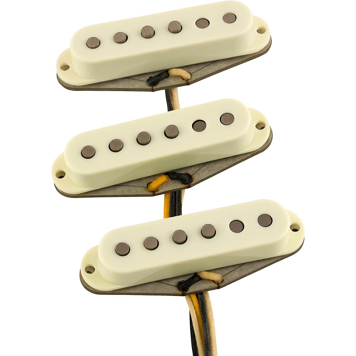 Fender Custom Shop Josefina Hand-Wound Custom '69 Stratocaster Pickup Set