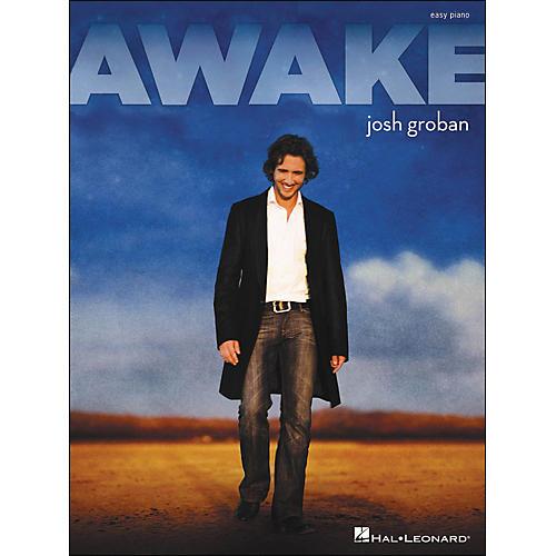 Hal Leonard Josh Groban - Awake for Easy Piano