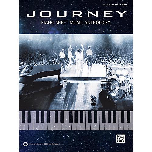 Alfred Journey - Piano Sheet Music Anthology Book