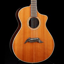 Breedlove Journey Concert FS Salvaged Redwood/Brazilian Rosewood Acoustic-Electric Guitar Natural