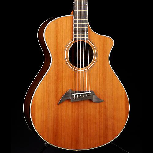 Breedlove Journey Concert FS Salvaged Redwood/Brazilian Rosewood Acoustic-Electric Guitar