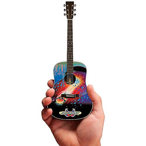 Axe Heaven Journey Escape Album Acoustic Miniature Guitar Replica Collectible