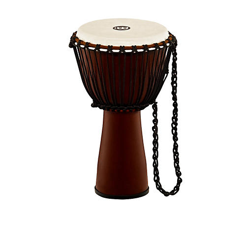Meinl Journey Series Rope Tuned Fiberglass Goatskin Head Djembe