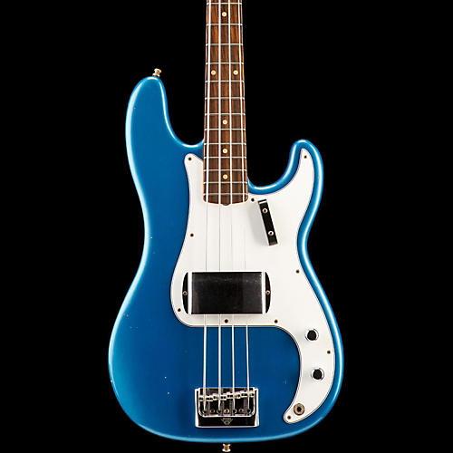 Fender Custom Shop Journeyman Relic Electric Bass Rosewood Fingerboard